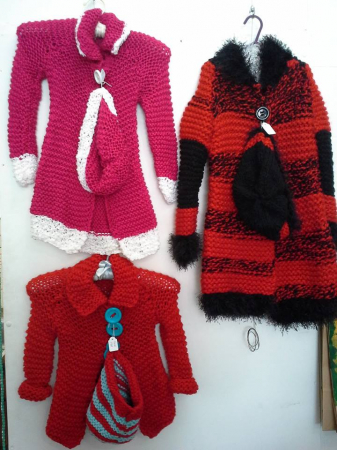 Knitted Coats